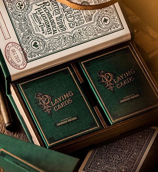 *PRE ORDER* Impossible Bottle of Derren Brown Playing Cards
