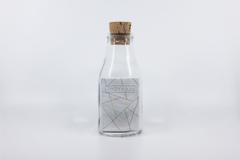 Impossible Bottle of Technique V1 Playing Cards with Cellophane