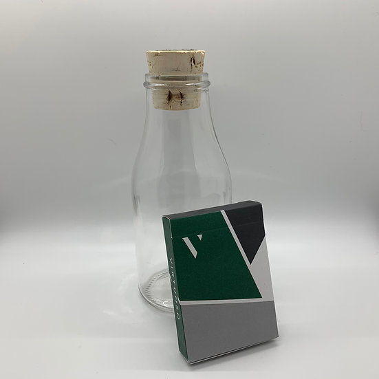 Impossible Bottle of Virtuoso FW17 Playing Cards with Cellophane