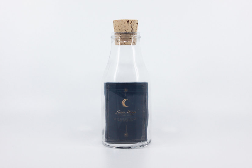 Impossible Bottle of Luna Moon Standard Playing Cards with Cellophane