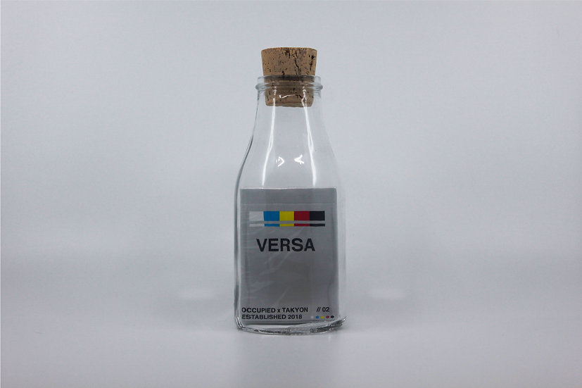 Impossible Bottle of Versa Playing Cards with Cellophane