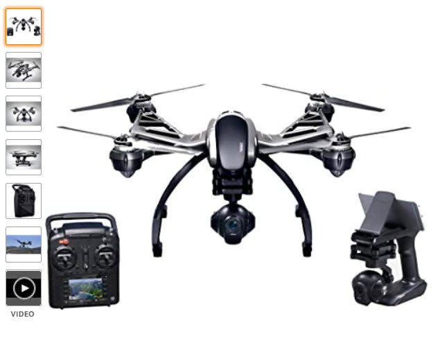 Drohnen-Experte zeigt die besten Amazon Modelle 2020