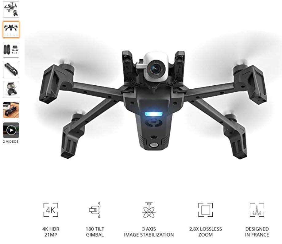 Die besten Drohnen jetzt bei Amazon finden: