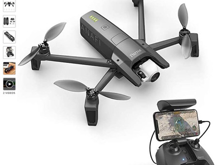 Parrot Anafi Drone Ultramobiles Design 11.03oz