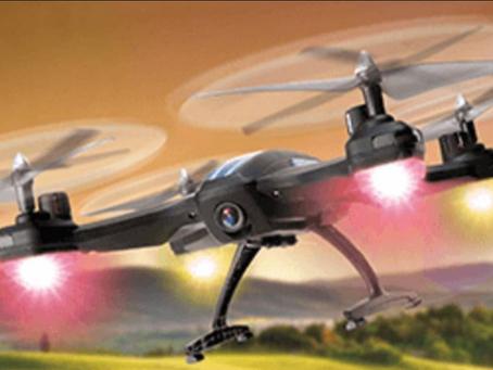 Drohnen kann man auch selbst bauen – Hier eine Anleitung