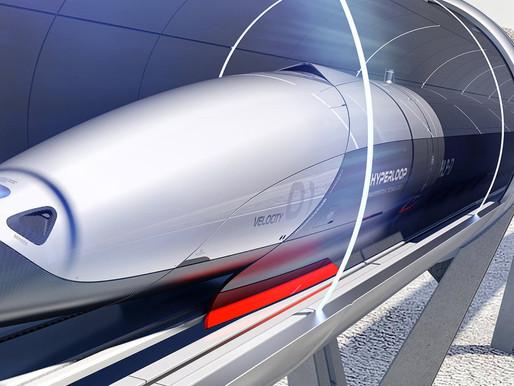 Hyperloop: Elon Musk die Rohrpost für Menschen, das Transportmittel der Zukunft? – Teil II.