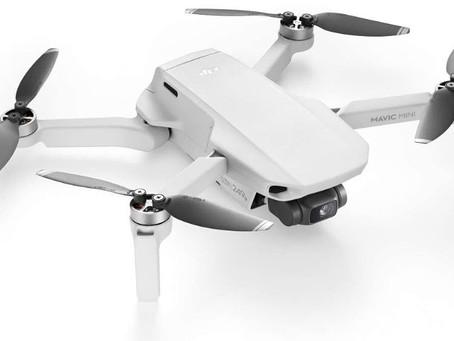 DJI Mavic Mini – Drohne, leicht und tragbar