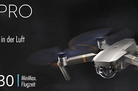 Die erste High-End-Drohne zu einem erschwinglichen Preis