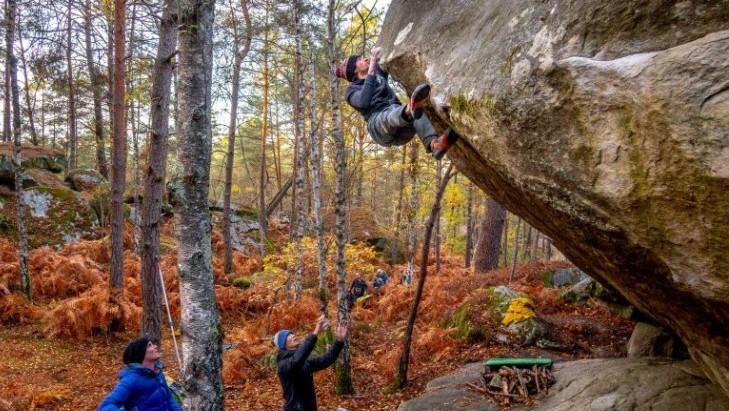 Was ist Bouldern? Typen, Ausrüstung, Top Spots
