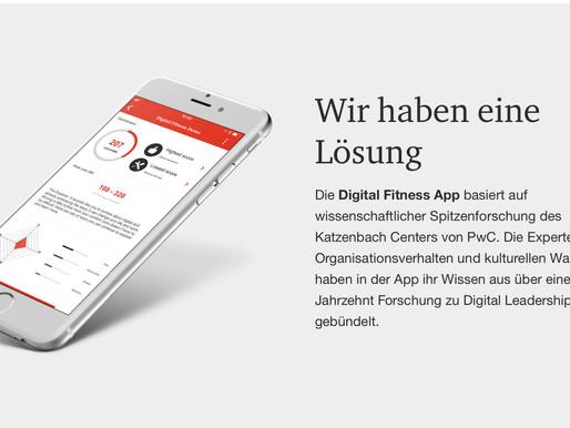 So hilft Ihnen die Digital Fitness App beim Ausbau Ihrer Digitalkompetenz: