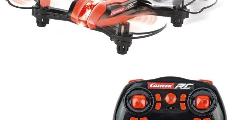 Carrera 370503023 - Carrera RC Mini Race Copter - Ein gekonnter Aufstieg