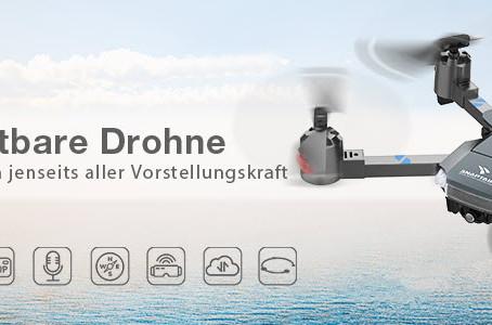 SNAPTAIN A15H Drohne mit Kamera HD 720P Faltbare Drohne