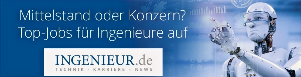 INGENIEUR.de | TECHNIK | KARRIERE | NEWS