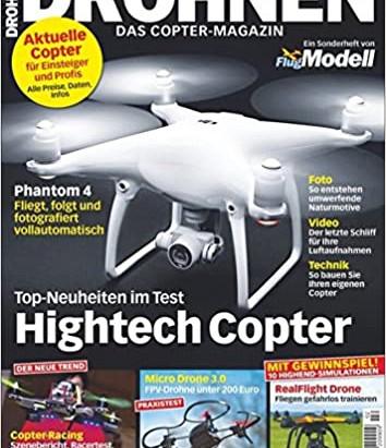 Drohnen & Multicopter sind immer voll im Trend, hierbei zählt der Spaßfaktor