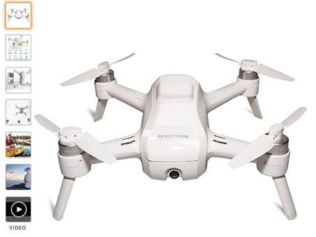 Meine Drohnen & Copter Tipps & Tricks die Yuneec Breeze im Test