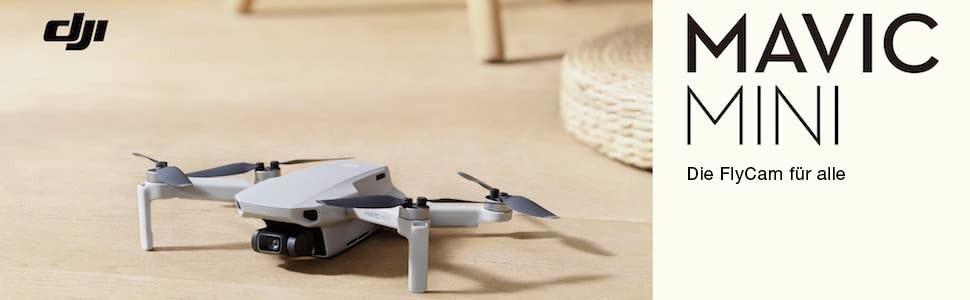 DJI Mavic Mini Fly More Combo (EU)