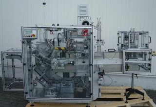 Pharma Produktionsanlage Final Inspection