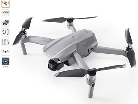 DJI Mavic Air 2 – Drohne mit 4K Video-Kamera in Ultra HD
