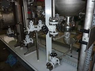 Qualitätskontrolle Pump Skids für die Öl und Gas Industrie