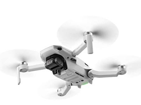Drohne oder Optocopter für Landschaftsbilder im Urlaub