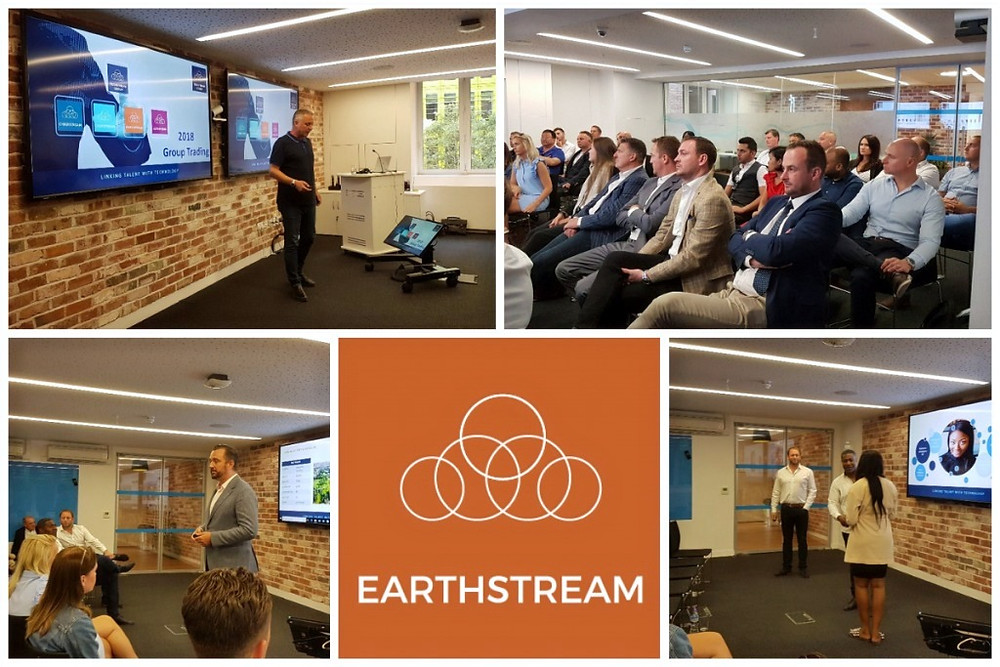 TechStream Group Celebrates Its HY1 - EarthStream Global