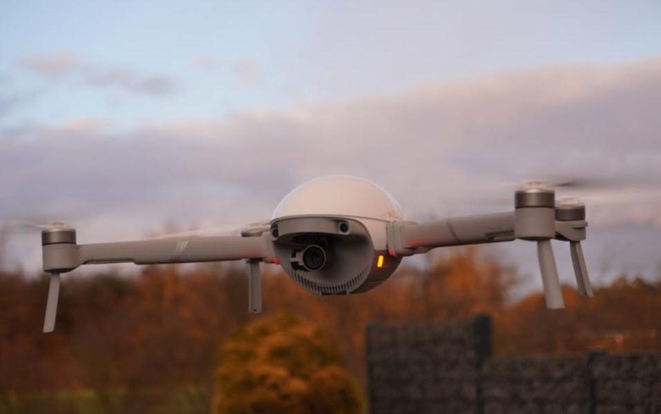 Nutzt man die PowerEgg X im Drohnen- bzw. Fluggerät-Modus