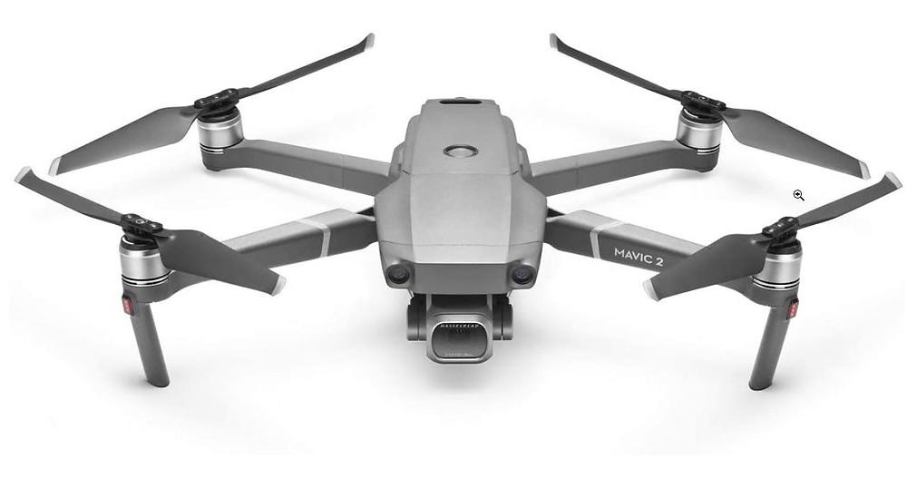 DJI Mavic 2 Pro - Drohne mit Hasselblad L1D-20c Kamera