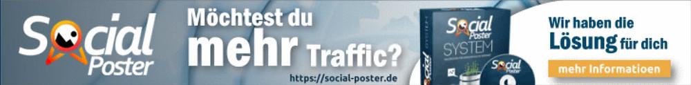 Geheimtipp ► Mit dem Social Poster überwinden Sie als Außendienstler auch diese Krise!