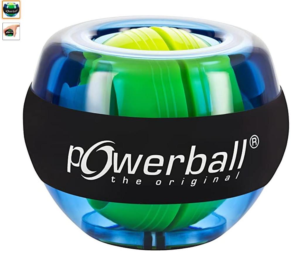 Krafttraining fürs Bouldern der Powerball Handtrainer Basic
