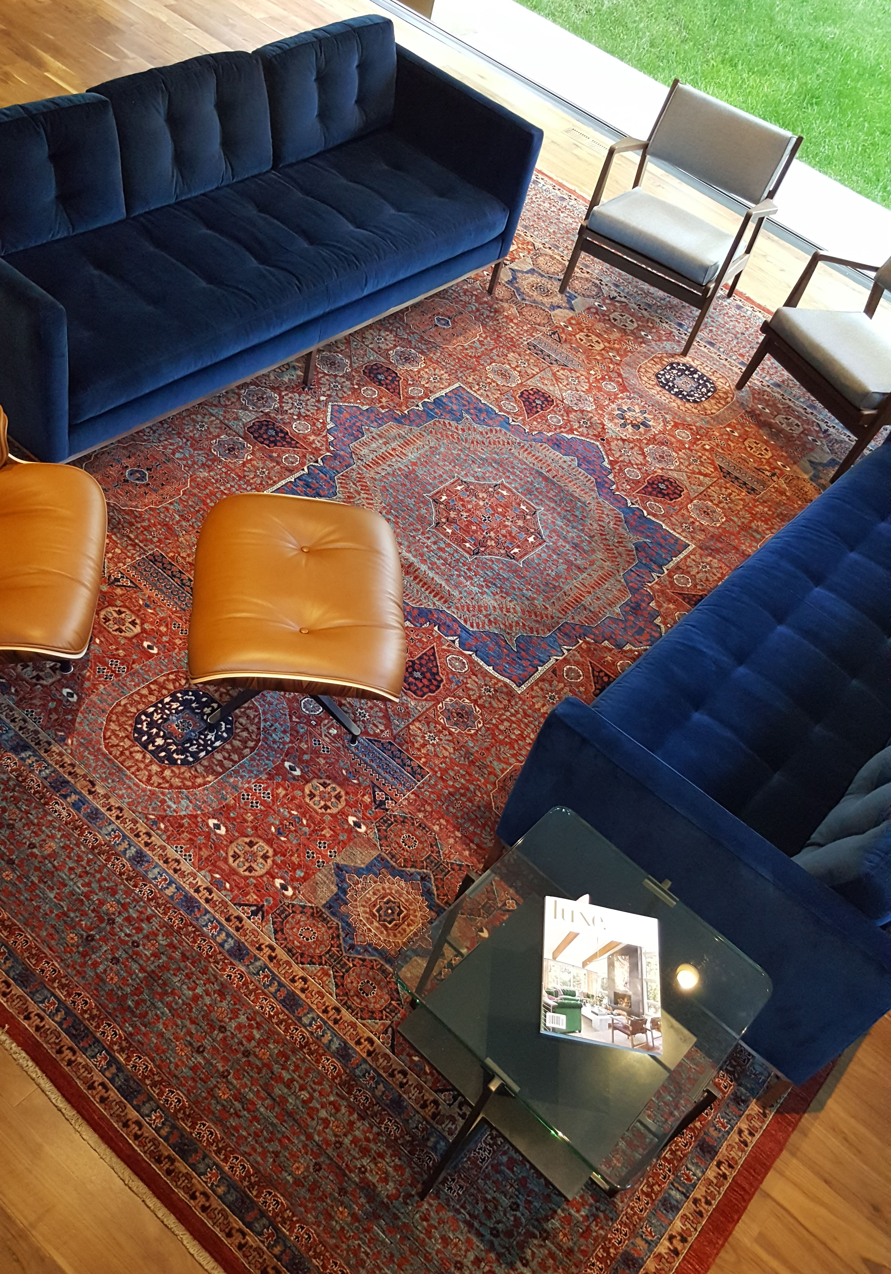 Azari Rug Gallery Client Projects 1410 S Broadway