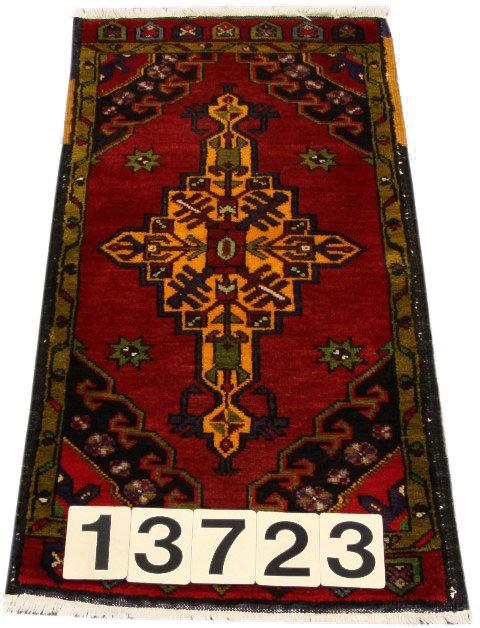"""Anatolian Yastik  - 1'9""""x3'8"""""""