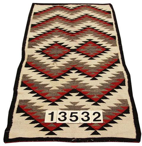 """Native American Rug - 2'11""""x5'6"""""""