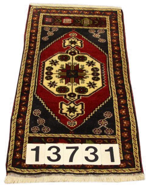 """Anatolian Yastik - 1'10""""x3'8"""""""