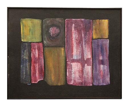 Eric Gibberd Painting