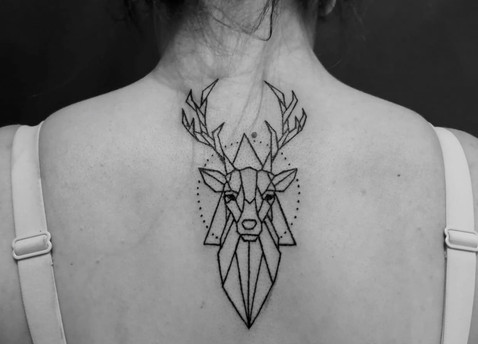 Tatuaggio Alce