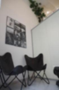 Tattoo Studio Interior // Tattoo Giovanett
