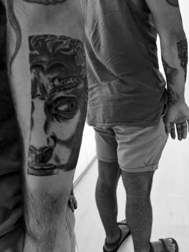 tatuaggio uomo