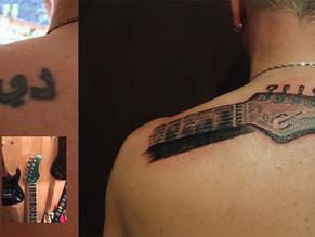 Modificare un tatuaggio esistente: tutto quello che devi sapere