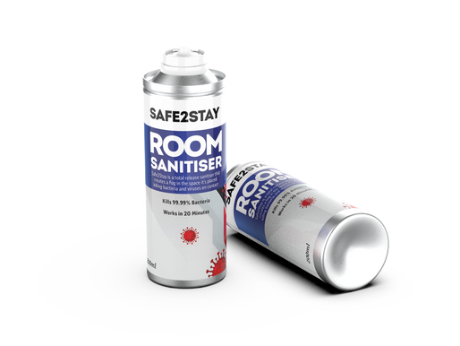 Decontamination  - Spray In a Can