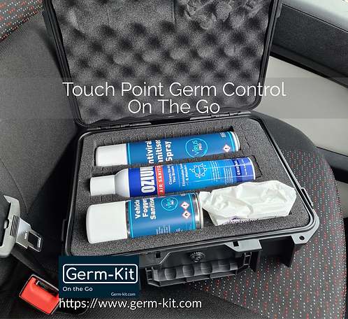 Germ-kit Pay 3 Monthly Payments