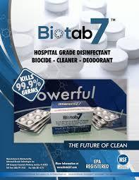 BIOTAB7 Medical Grade Disinfectant