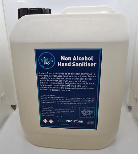Non Alcohol hand Sanitiser
