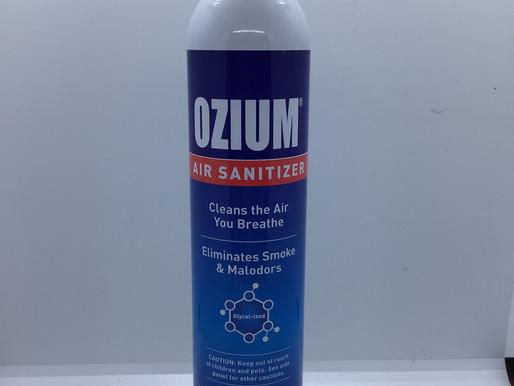 Air Sanitizer Spray