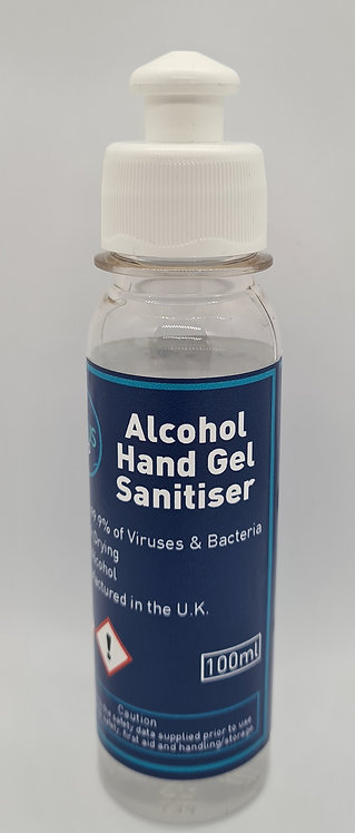 Alcohol sanitizer gel with 85% Alcohol