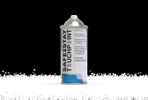 Safe Point Anti-Viral Sanitiser Aerosol Spray