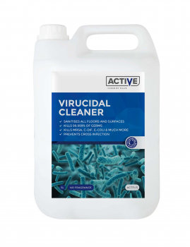 antiviral disinfectant surface cleaner