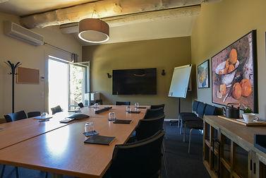 Salle de Reunion Bouche du Rhone Eygalieres Business Meeting Outdoor area team building