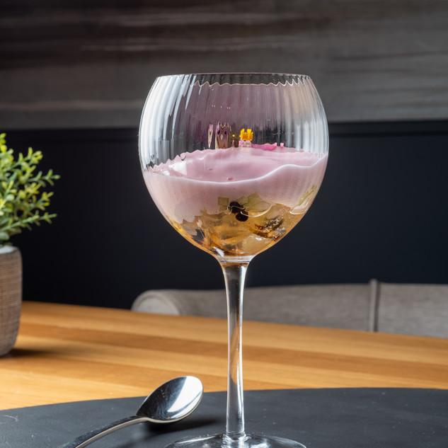 Le Gin & La Tonique (dessert)