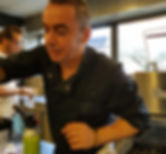 Patrick Pando Chef Guide Michelin Provence