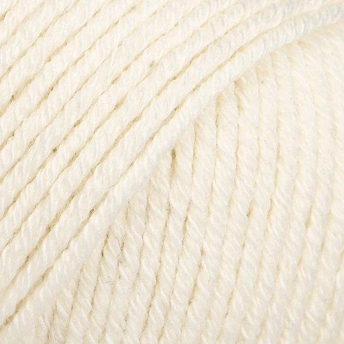 cotton merino PRIRODNO BIJELA